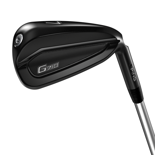 G710 Iron Set w/ Graphite Shafts