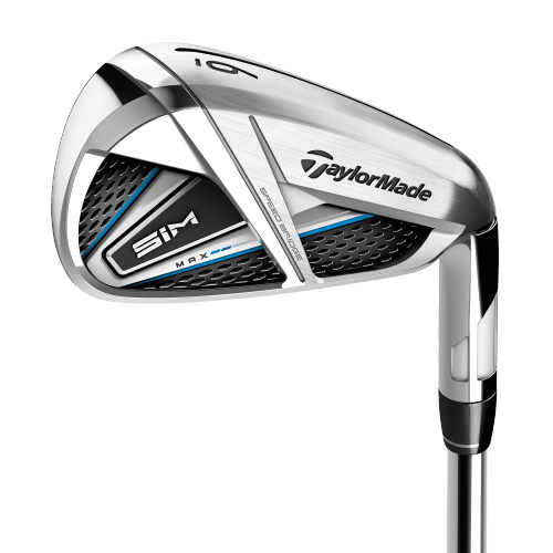 SIM Max Iron Set w/ Graphite Shafts