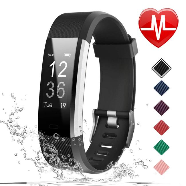 unasera Smart Watch Men Women Heart Rate Monitor Blood Pressure Fitness Tracker Smartwatch Sport Watch for ios android +BOX