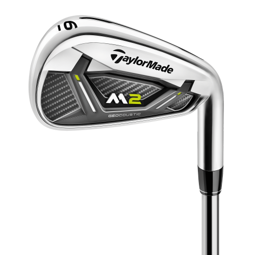 M2 2019 4-PW Iron Set w/ TM REAX Graphite Shafts