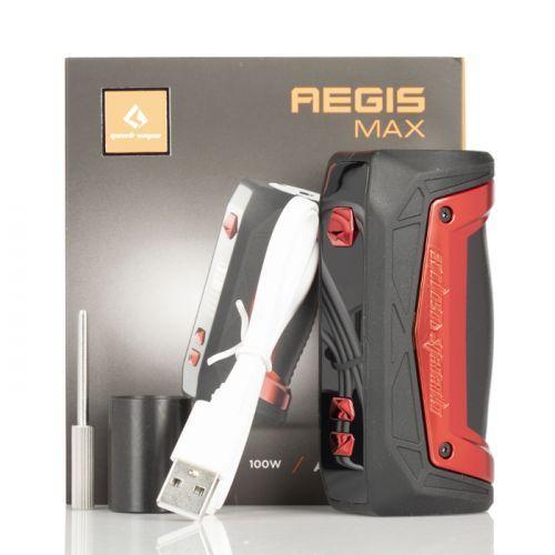 Geek Vape AEGIS MAX 100W Box Mod