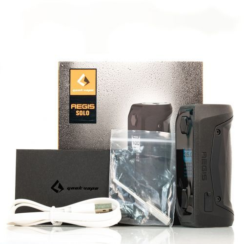 Geek Vape AEGIS SOLO 100W Box Mod