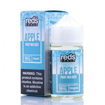ICED Fruit Mix - Red's Apple E-Juice - 7 DAZE - 60mL