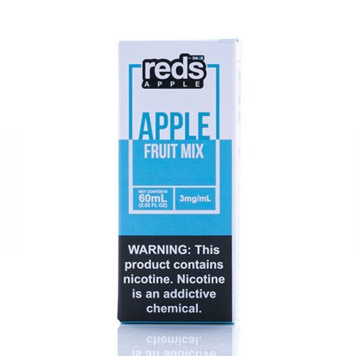 Fruit Mix - Red's Apple E-Juice - 7 Daze - 60mL