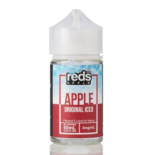 ICED APPLE - Red's Apple E-Juice - 7 Daze - 60mL