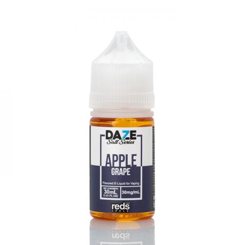 GRAPE - Red's Apple E-Juice - 7 Daze SALT - 30mL