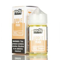 PEACH - Red's Apple E-Juice - 7 Daze - 60mL
