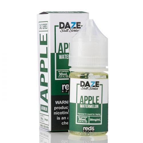 WATERMELON - Red's Apple E-Juice - 7 Daze SALT - 30mL