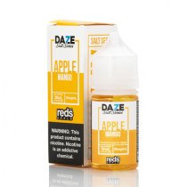 MANGO - Red's Apple E-Juice - 7 Daze SALT - 30mL