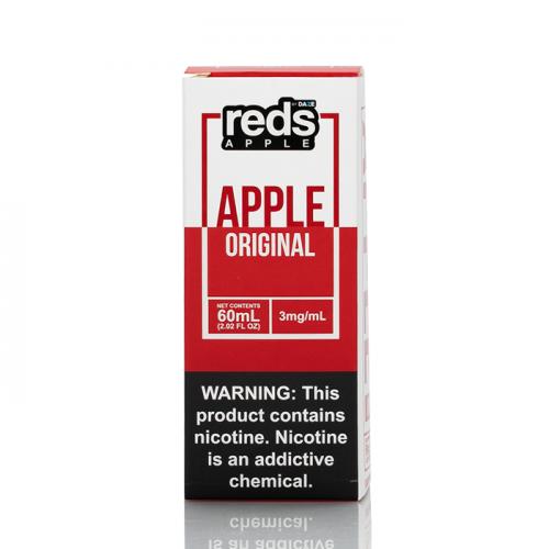 APPLE - Red's Apple E-Juice - 7 Daze - 60mL
