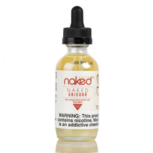 Strawberry - Naked 100 Cream - 60mL