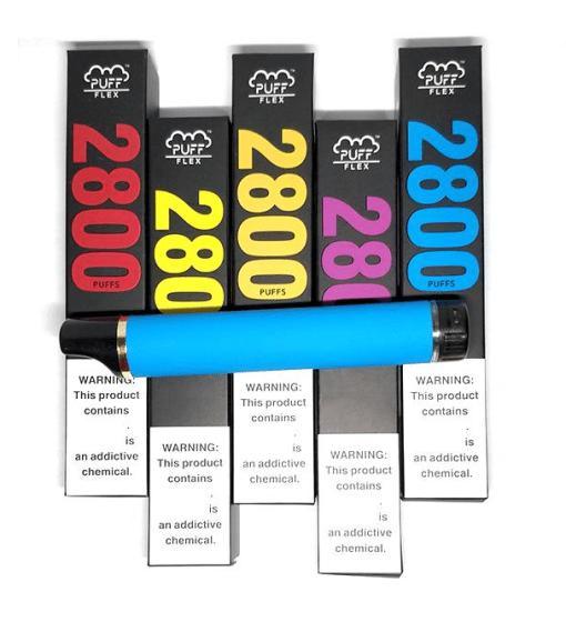 Puff Flex 2800 puffs | Wholesale