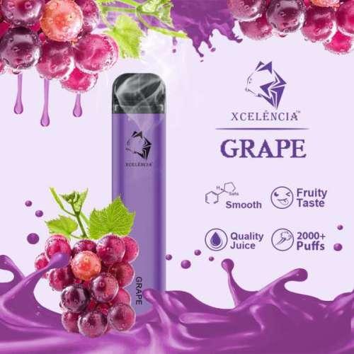 Gunnpod Disposable Vape| 20 Flavors 2000 Puffs|Wholesale|Free Shipping