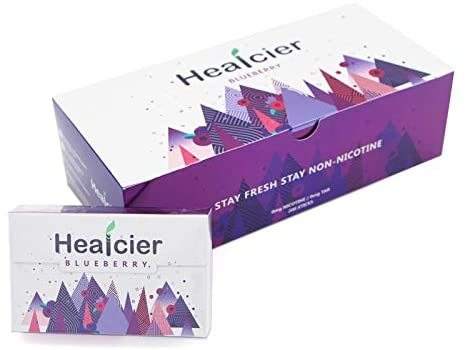 Healcier Nicotine Free Heatsticks 200 sticks|h|For Heat not Burn Device-Strong Menthol|Wholesale|Free Shipping