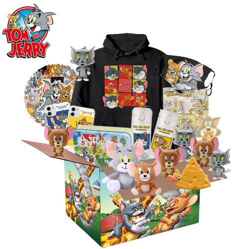 Tom and Jerry Surprise Box