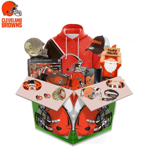 🏈Cleveland Browns Surprise Box