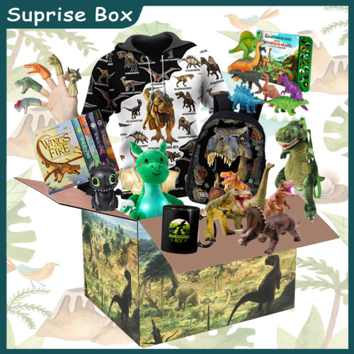 Dinosaur Surprise Box
