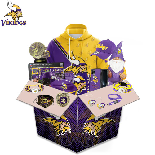 🏈Minnesota Vikings Surprise Box