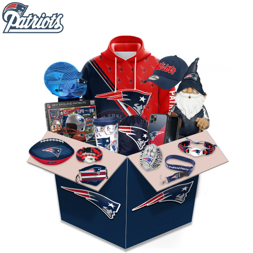 🏈New England Patriots Surprise Box