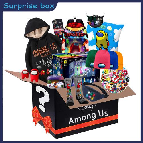 Among Us Suprise Box