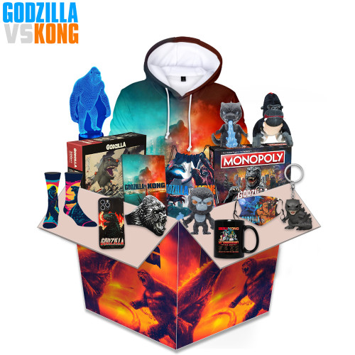 Godzilla vs. Kong Surprise Box