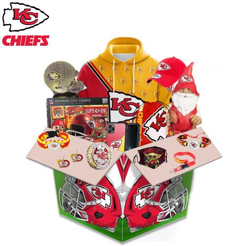 🏈Kansas City Chiefs Surprise Box