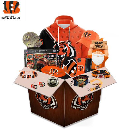 🏈Cincinnati Bengals Surprise Box