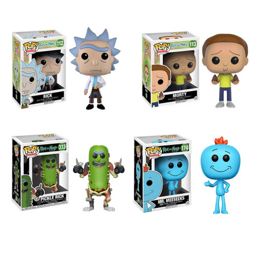 Funko Pop! Rick and Morty Collectible Figure