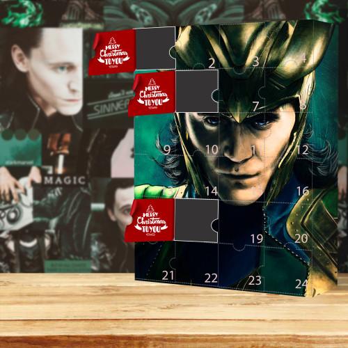 Loki Advent Calendar 2021🎁-- The One With 24 Little Doors