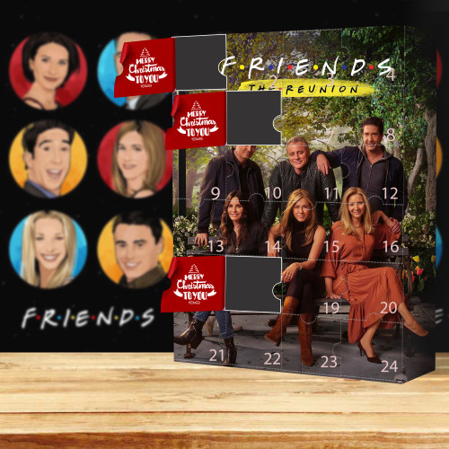 Friends Advent Calendar 2021🎁-- The One With 24 Little Doors