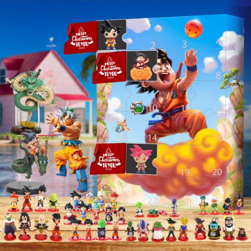 Dragon Ball Advent Calendar 2021🎁-- The One With 24 Little Doors