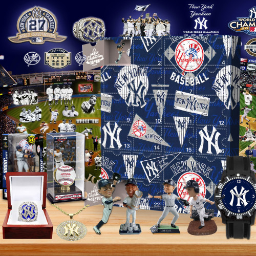 2021 Yankees Collection Advent Calendar