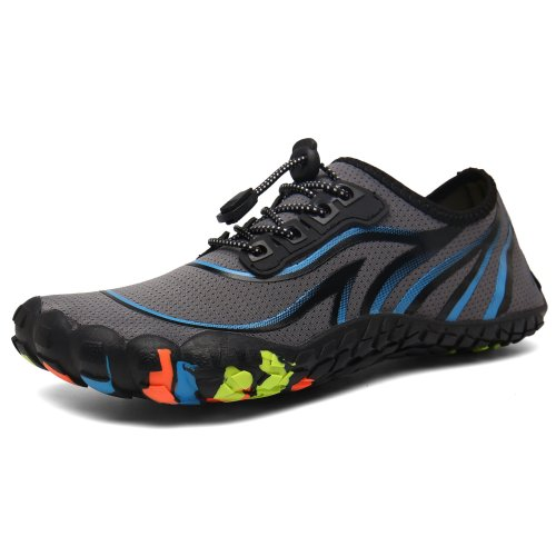 Men's Outdoor Beach Swimming Skin-on Wading Shoes
