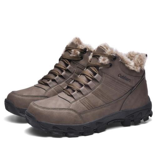 Outdoor Plus Velvet Warm And Ski Boots