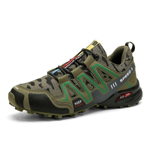 Outdoor Hiking And Running Sneakers