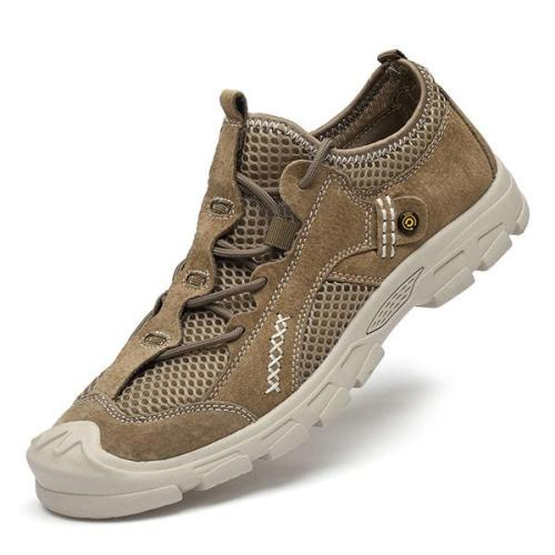 Mens Outdoor Sports Breathable Tactical Shoes Upstream Shoes