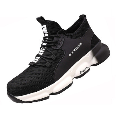 Men's Fahion solid color breathable casual sneakers