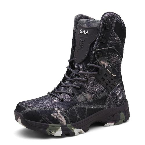 Hiking tactical boots