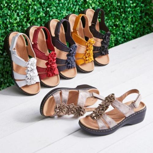 Exclusive Sale!  Women Spring Collection Merliah Sheryl Floral Sandal