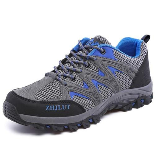 Mens Outdoor Hiking And Running Sneakers