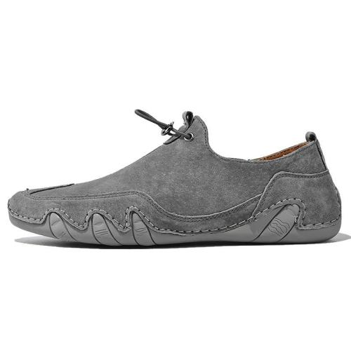 Breathable retro mens shoes