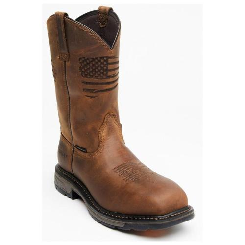 Vintage knight boots