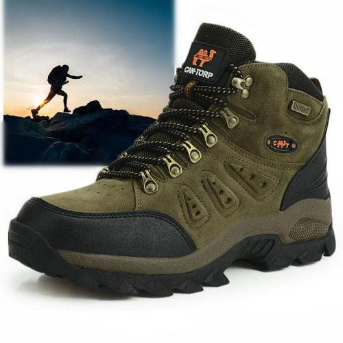 Men's and women's same non-slip wear-resistant hiking shoes