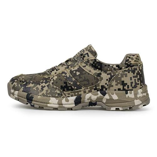 Men's outdoor sports breathable camouflage tactical shoes