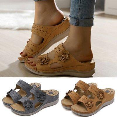 Limited Edition Non-Slip Massage Soft Comfy Retro Sandals