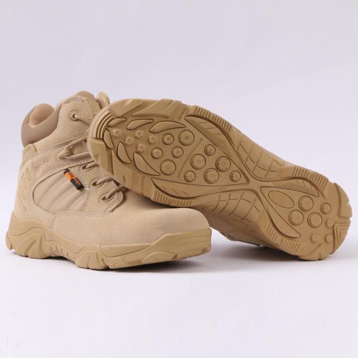 Delta winter tactical boots