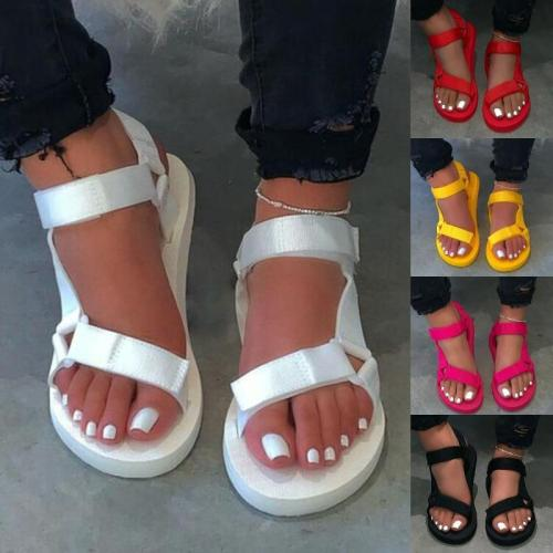 Outdoor Beach Slippers New Women Spring Summer Ladies  Non-Slip Sandals