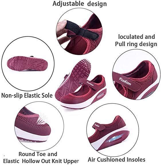 Women's Orthopedic Diabetic Walking Shoes  (buy 2 get 10% off & free shipping worldwide)