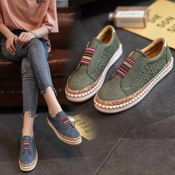 2021 New Orthopedic Suede Leather Shoes For Women(buy 2 get 10% off & free shipping worldwide)