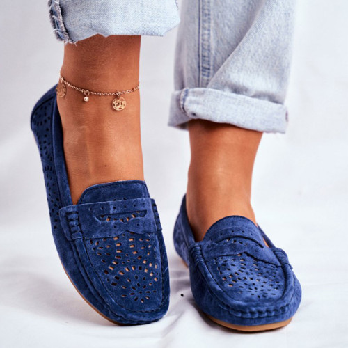 Ladies  suede comfortable casual shoes (buy 2 get 10% off & free shipping worldwide)